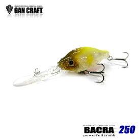 ガンクラフト バクラ 250 GAN CRAFT BACRA 250 【1】