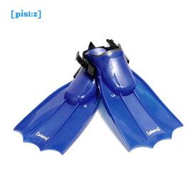 ピシーズ フローターフィン タイプ2 #ブルー 【送料無料】