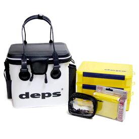 【6点セット】デプス バッカンRH  ポーチSサイズ+VS-318+VS-3020NDDM×3個 deps