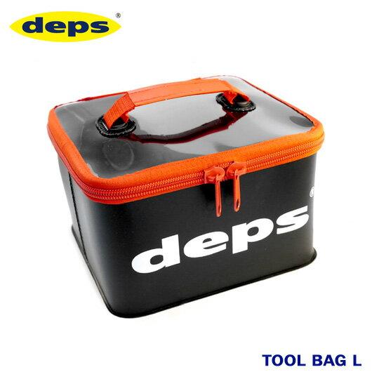 デプス ツールバッグ Lサイズ deps
