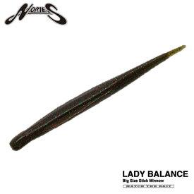 ノリーズ レディーバランス 5.8inch Nories LADY BALANCE