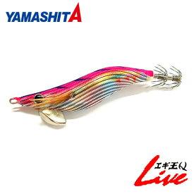 ヤマシタ ヤマリア エギ王Qライブ 3.5号 ベーシックカラー YAMASHITA