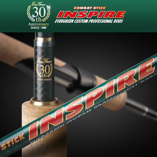 【予約受付中】【前】【30周年記念モデル】 エバーグリーン インスパイア ICSS-60UL エアリアルレジェンド EVERGREEN INSPIRE