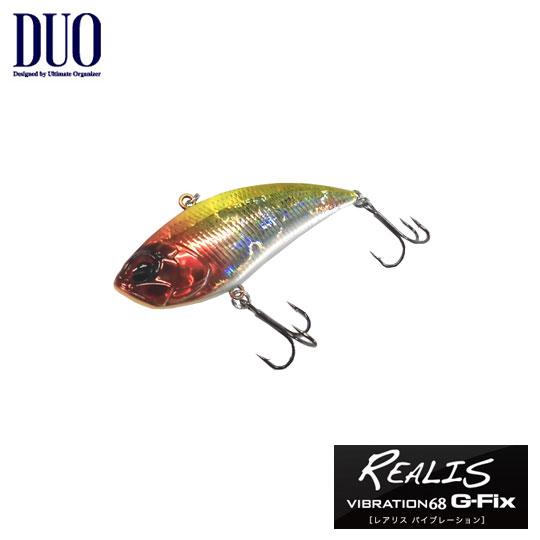 デュオ レアリス レアリスバイブレーション 68 G-Fix DUO REALIS VIBRATION