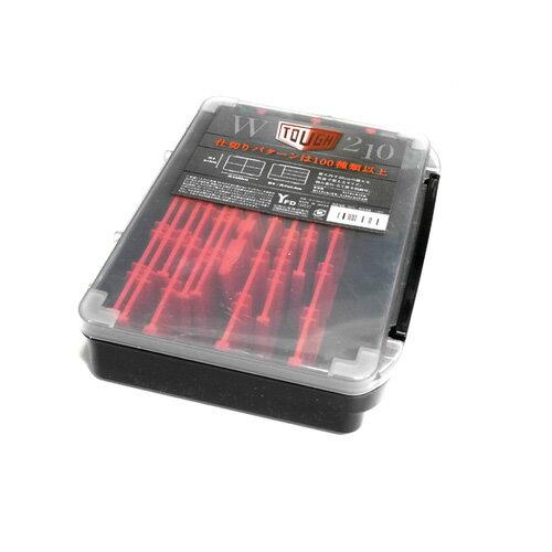 YFD タフケース W210 タックルボックス