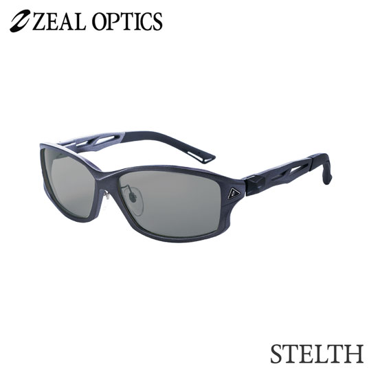zeal optics(ジールオプティクス)  偏光グラス ステルス F-1394 #トゥルビュー ZEAL STELTH