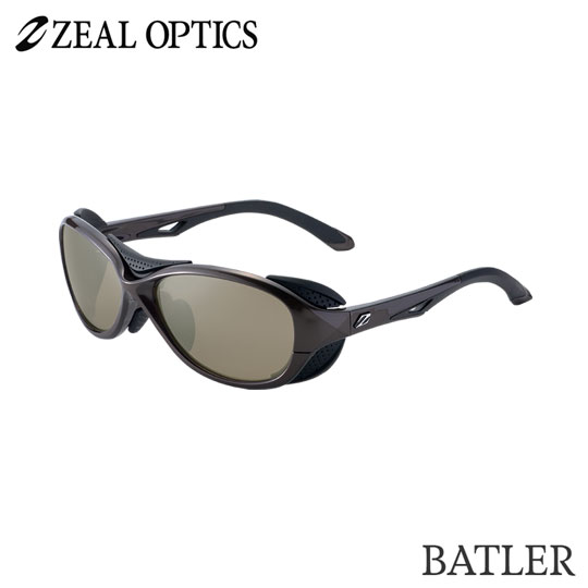 zeal optics(ジールオプティクス) 偏光グラス バトラー F-1723 #トゥルビュースポーツ ZEAL BATLER