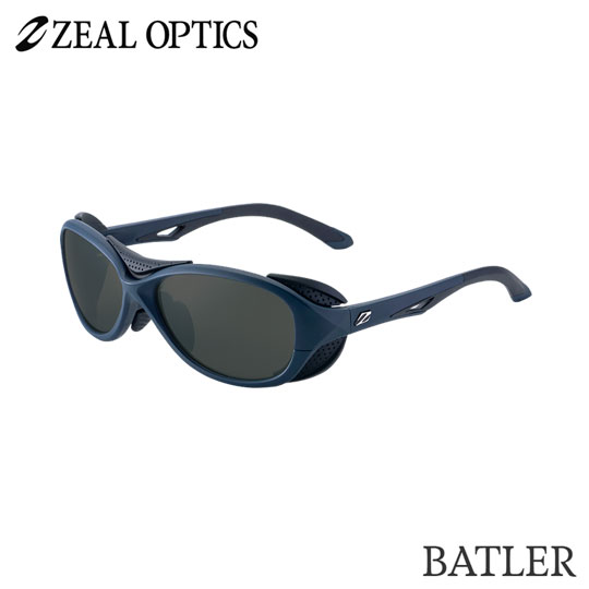 zeal optics(ジールオプティクス) 偏光グラス バトラー F-1727 #トゥルビューフォーカス ZEAL BATLER