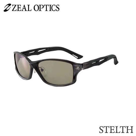 zeal optics(ジールオプティクス) 偏光グラス ステルス F-1384 #トゥルービュースポーツ ZEAL STELTH