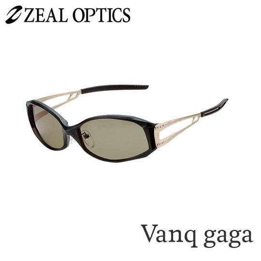 zeal optics(ジールオプティクス) 偏光グラス ヴァンクガガ F-1064 #トゥルービュースポーツ ZEAL Vanq gaga