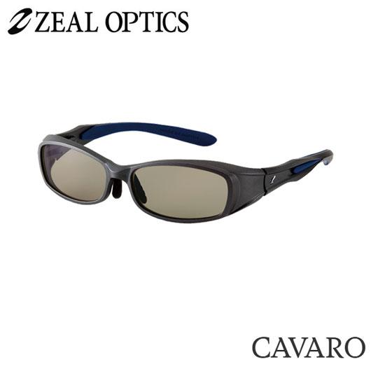 zeal optics(ジールオプティクス) 偏光グラス カヴァロ F-1203 # トゥルービュースポーツ ZEAL cavaro