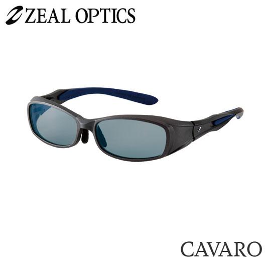 zeal optics(ジールオプティクス) 偏光グラス カヴァロ F-1206 #マスターブルー ZEAL CAVARO