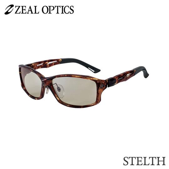 zeal optics(ジールオプティクス) 偏光グラス ステルス F-1381 #ライトスポーツ ZEAL STELTH