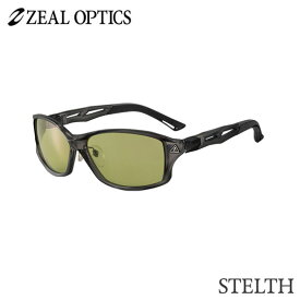 zeal optics(ジールオプティクス) 偏光グラス ステルス F-1382 #イーズグリーン ZEAL STELTH