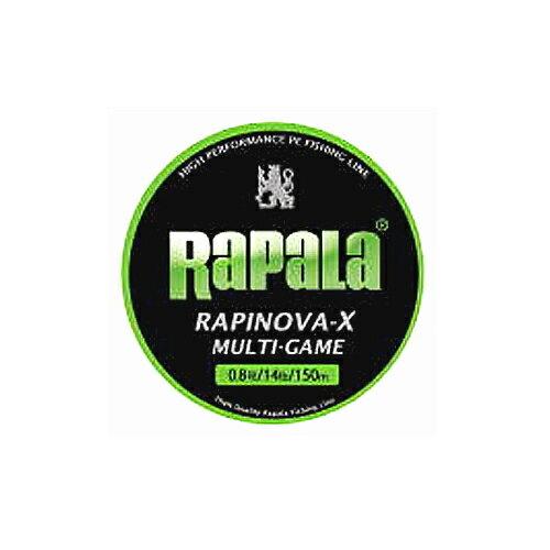 ラパラ ラピノヴァ-X マルチゲーム PEライン 0.6〜1.5号 150m