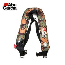 アブガルシア インフレータブルジャケット 自動膨張式【桜マーク Aタイプ】 Abu
