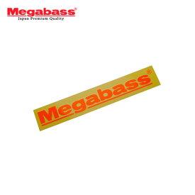 メガバス カッティングステッカー 30cm Megabass