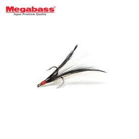 メガバス ティーザーフック  #6 Megabass TEASER HOOK