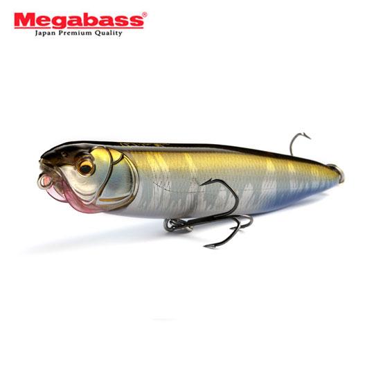 メガバス ニュー ドッグエックス スピードスライド Megabass NEW DOG-X SPEED SLIDE