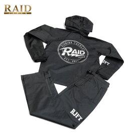 レイドジャパン RJFT レインウェア RAID JAPAN