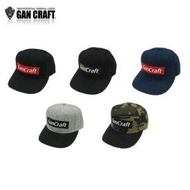 ガンクラフト ボックスロゴキャップ GANCRAFT BOX LOGO CAP