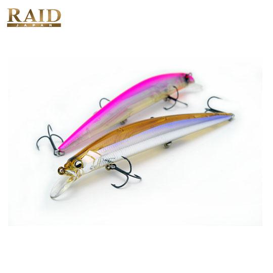 レイドジャパン レベルミノー スローフローティング RAID JAPAN LEVEL MINNOW