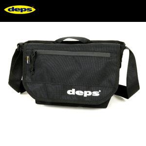 デプス メッセンジャーバッグ DEP-016 #ブラック deps Messenger Bag