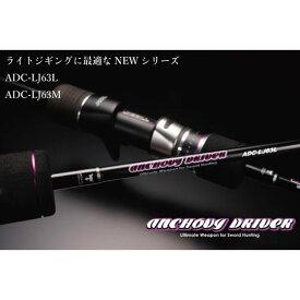 【ジャッカルフェア開催】 ジャッカル ANCHOVY DRIVER LJ ADC-LJ63M