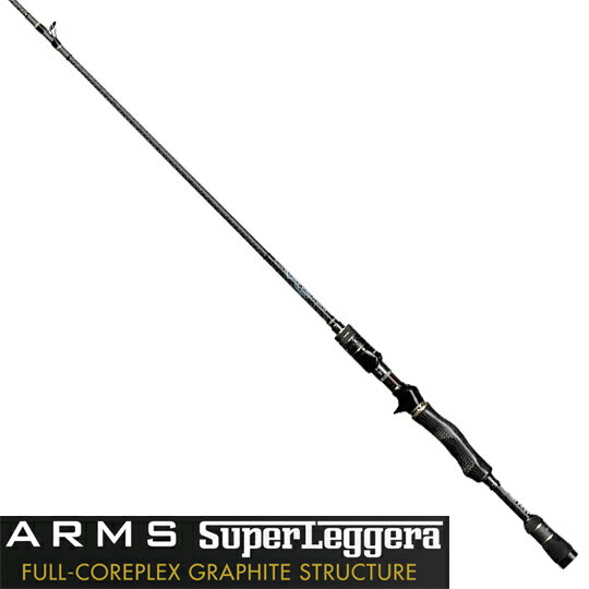 【予約受付中】【受注生産】 メガバス ARMS  スーパーレジェーラ ASL6904X