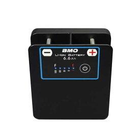 BMO JAPAN (ビーエムオージャパン) リチウムイオンバッテリー6.6Ah(バッテリーのみ)