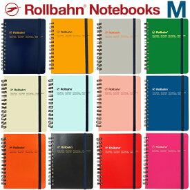 ロルバーン M ノート ポケット付メモ デルフォニックス メモ帳 Rollbahn Notebooks DELFONICS 税抜き7000円以上で送料無料