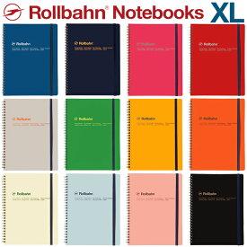 ロルバーン XL ノート ポケット付メモ デルフォニックス メモ帳 Rollbahn Notebooks DELFONICS