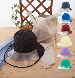 レインハット 通販 レディース メンズ 帽子 自転車用品 大人用 ブラック 黒 ナイロンハット レインウェア 雨用 おしゃれ 無地 雨具 ネイビー 紺 レイングッズ アウトドア フリーサイズ 60cm