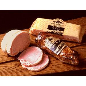 ハム・ベーコン・焼豚ギフトセット (H-4) 内祝い お返し 父の日 お中元 お歳暮 などの ギフト や プレゼントに 東北関東エリア送料無料 食べ物 プレゼント