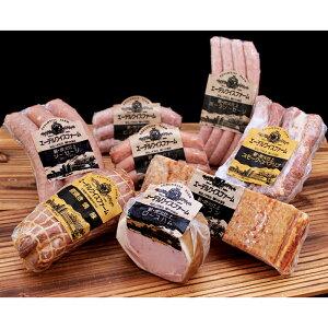 ハム・ベーコン・焼豚・スペアリブ・ソーセージギフトセット (O-2) 内祝い お返し 父の日 お中元 お歳暮 などの ギフト や プレゼントに 東北関東エリア送料無料 食べ物 プレゼント