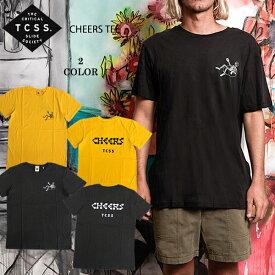 TCSS CHEERS TEE ティーシーエスエス チアーズ Tシャツ TE1809 ネコポス対応 あす楽