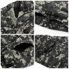 Rothco bdu 裤城市数码迷彩军事军队舞蹈服装迷彩鸭街 B 系列风格 9620
