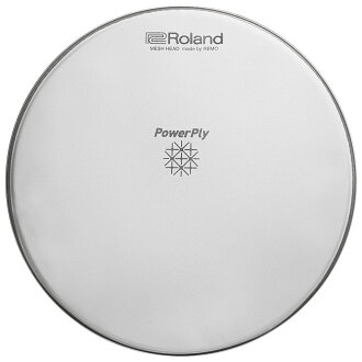 ROLAND POWERPLY MESH HEAD MH2-22BD乐兰22英寸网丝·脑袋