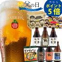 【P5倍】\まだ間に合う!/日本一受賞ビール2種類入り 父の日 ギフト 地ビール 送料無料 プレゼント ビール 5種6本 …