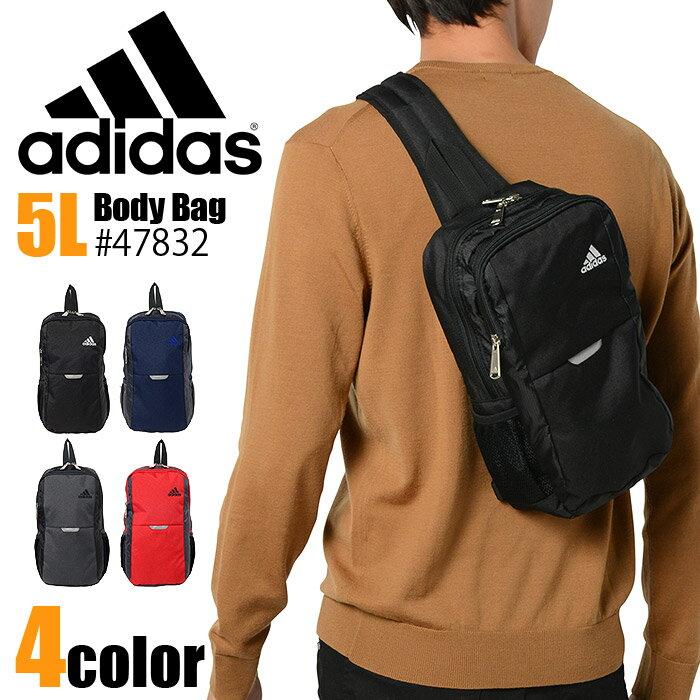 ボディバッグ アディダス adidas 5L ロリンズ 1-47832 ワンショルダーバッグ