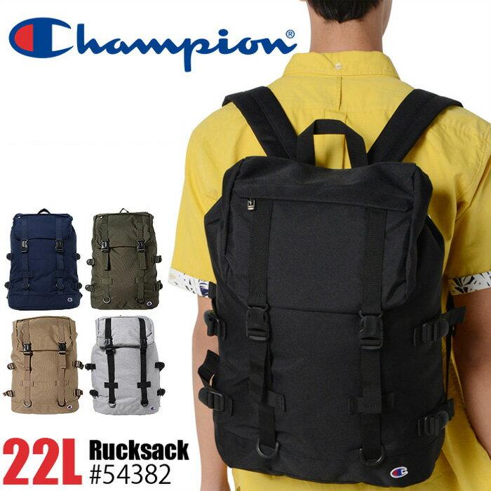 チャンピオン Champion リュック リュックサック バックパック 大容量 22L ハイランド 1-54382 59362 メンズ レディース 通学 大容量 送料無料