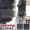 11/26(火)12:00までスマホリング&ノベルティのWプレゼント! ブリーフィング バッグ ショルダーバッグ BRIEFING DAY TRIPPER S デイ トリッパー S Made in USA アメリカ製 メンズ BRF105219 WS