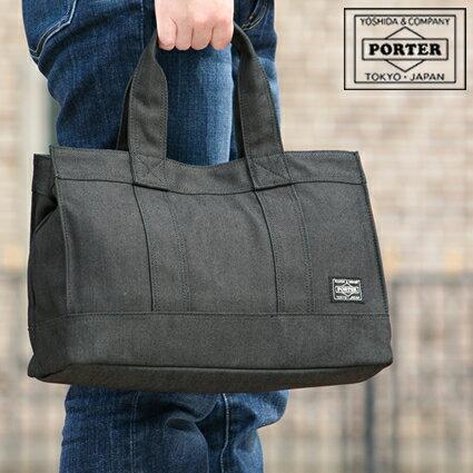 ポーター 吉田カバン porter スモーキー ミニ トートバッグ SMOKY ポーターm s l 592-06577 WS