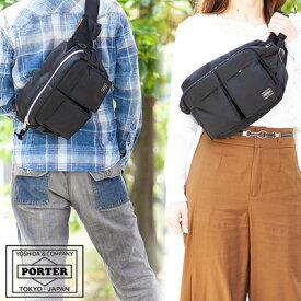ポーター 吉田カバン porter タンカー ウエストバッグ TANKER ポーター ボディーバッグ ヒップバッグ 622-68302 WS