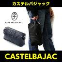 カステルバジャック バッグ セカンドバッグ エポス 065223 CASTELBAJAC メンズ