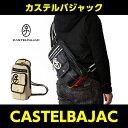 カステルバジャック バッグ ドミネ 024911 CASTELBAJAC ボディバッグ メンズ ショルダーバッグ