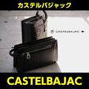 カステルバジャック バッグ コングル 054204 CASTELBAJAC セカンドバッグ メンズ