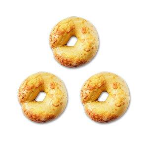 ≪季節限定≫『七味チーズ【3個セット】』BAGEL&BAGEL/ベーグル/七味/チーズ/醤油/和風/パン