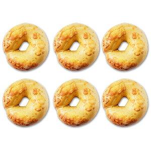 ≪季節限定≫『七味チーズ【6個セット】』BAGEL&BAGEL/ベーグル/七味/チーズ/醤油/和風/パン