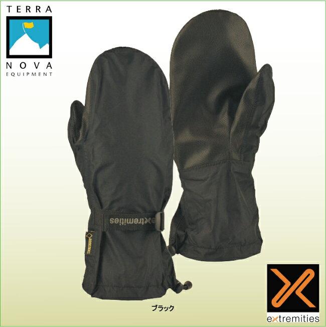 テラノバ 22TB-タフバッグ GTX ミトングローブ【TERANOVA】オーバーグローブ 手袋 ウインターグローブ 防寒手袋 登山手袋 マウンテングローブ ミトン